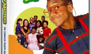 Family Matters Season 4 DVD
