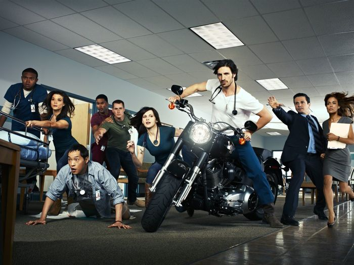 The Night Shift Cast NBC