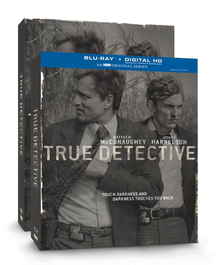 True Detective Season 1 Bluray HBO