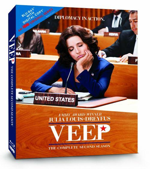 VEEP Season 2 Blu-ray