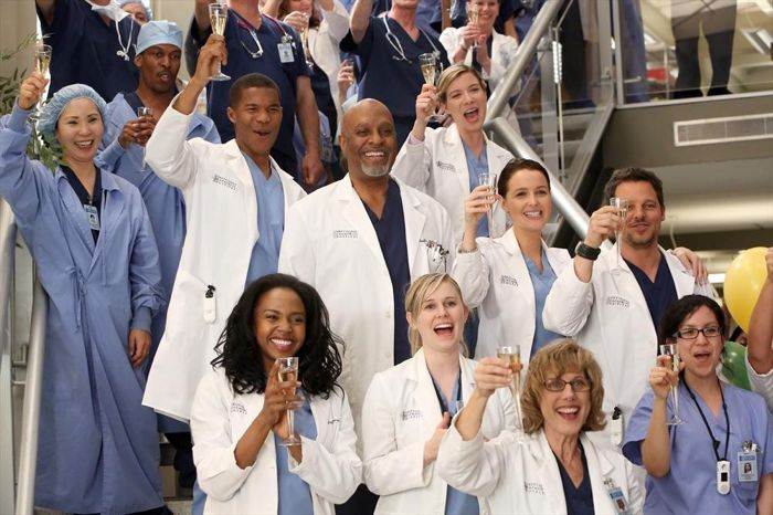 GREY\'S ANATOMY Episode 10.19 Photos I\'m Winning | SEAT42F