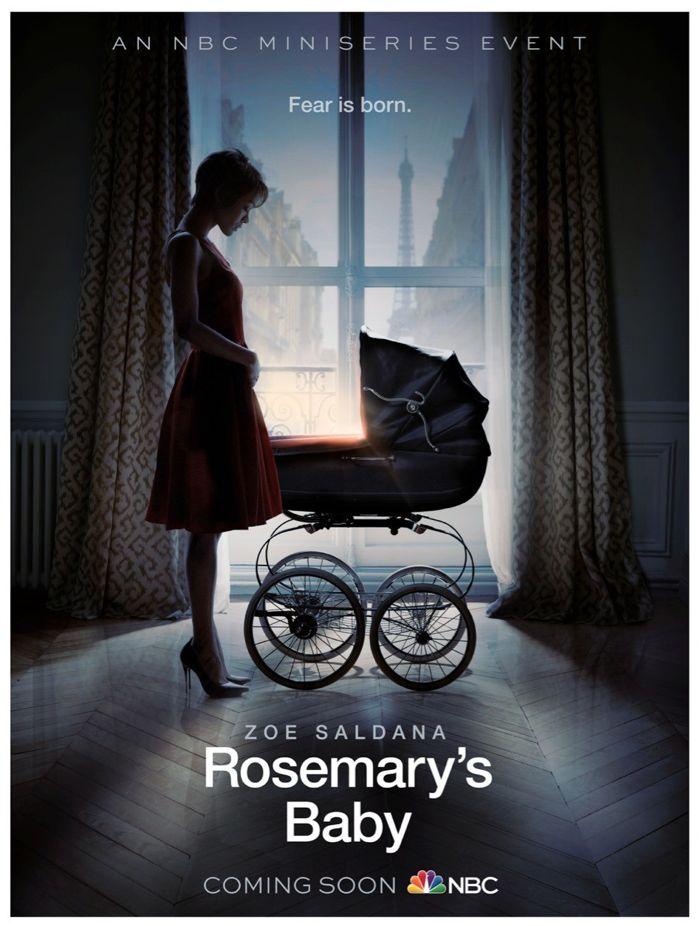 Rosemarys Baby Poster NBC