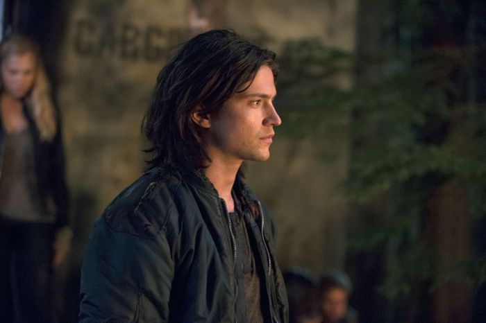The 100 Thomas McDonell as Finn