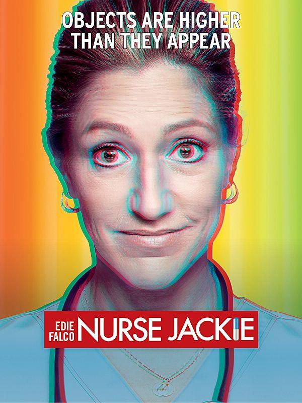 NURSE JACKIE Season 6 Poster Edie Falco