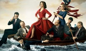 Veep Season 3 Poster HBO