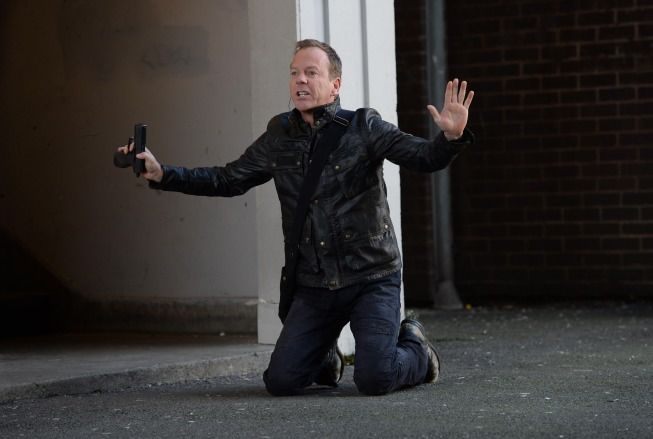 24: LIVE ANOTHER DAY: Kiefer Sutherland as Jack Bauer