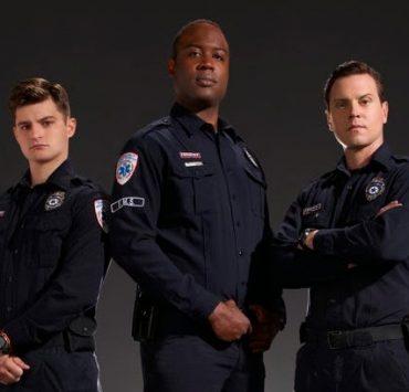 Sirens USA Network Cast