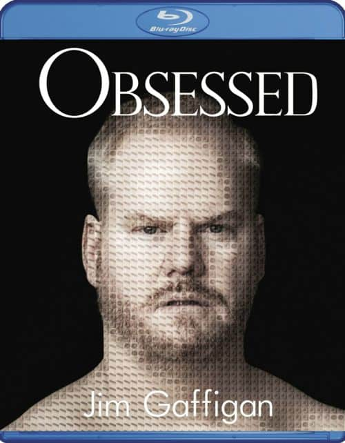 Jim Gaffigan Obsessed Bluray