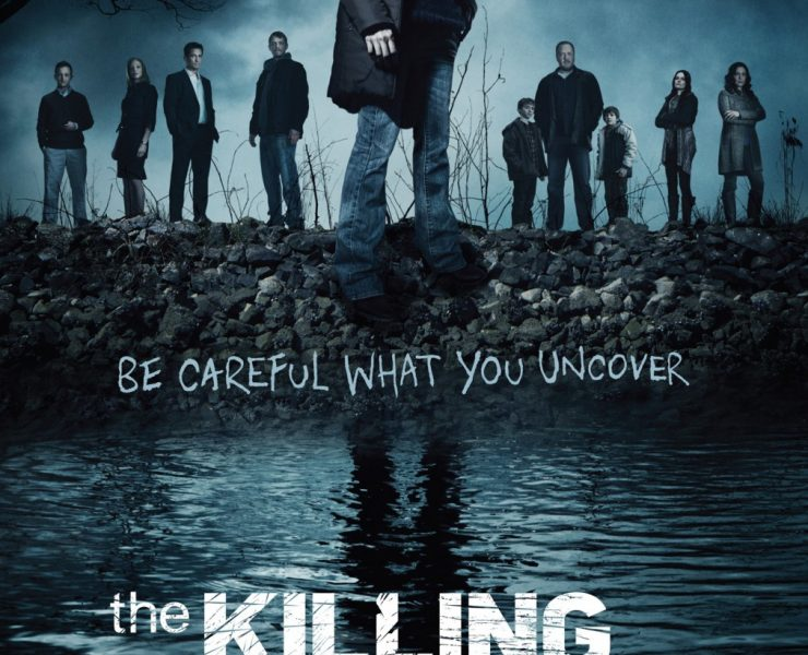 The Killing Season 2 Poster