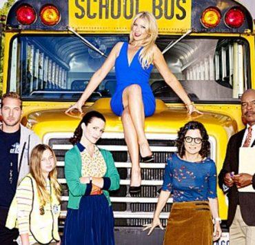 BAD TEACHER Cast CBS