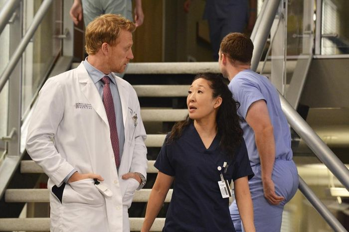 GREY'S ANATOMY Episode 10.22 Photos We Are Never Getting ...
