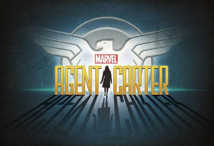 MARVEL'S AGENT CARTER Logo ABC