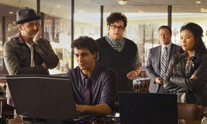 Scorpion Cast CBS