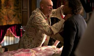 John Malkovich as Blackbeard, Richard Coyle as Tom Lowe