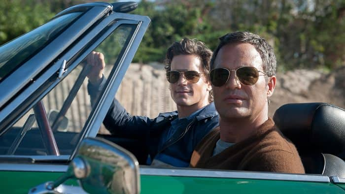 THE NORMAL HEART: Matt Bomer, Mark Ruffalo. photo: Jojo Whilden
