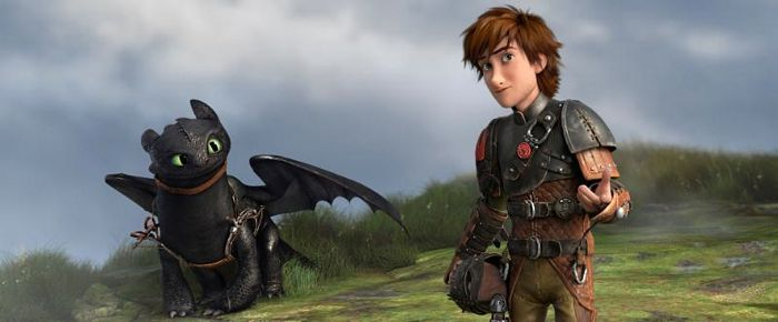 Netflix DreamWorks Dragons