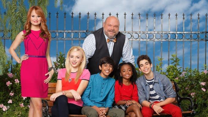 Jessie Cast Disney Channel