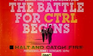 Halt And Catch Fire Poster Key Art