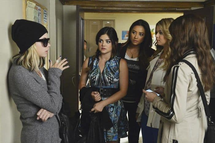 Pretty Little Liars Season 5 Episode 6 Photos Run Ali Run Page 9