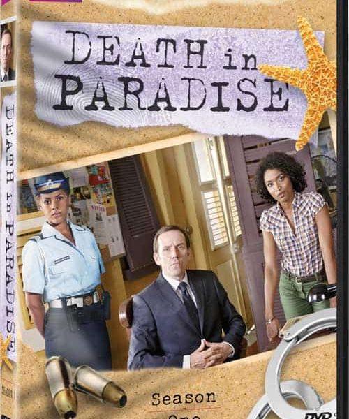 Death In Paradise Season 1 DVD