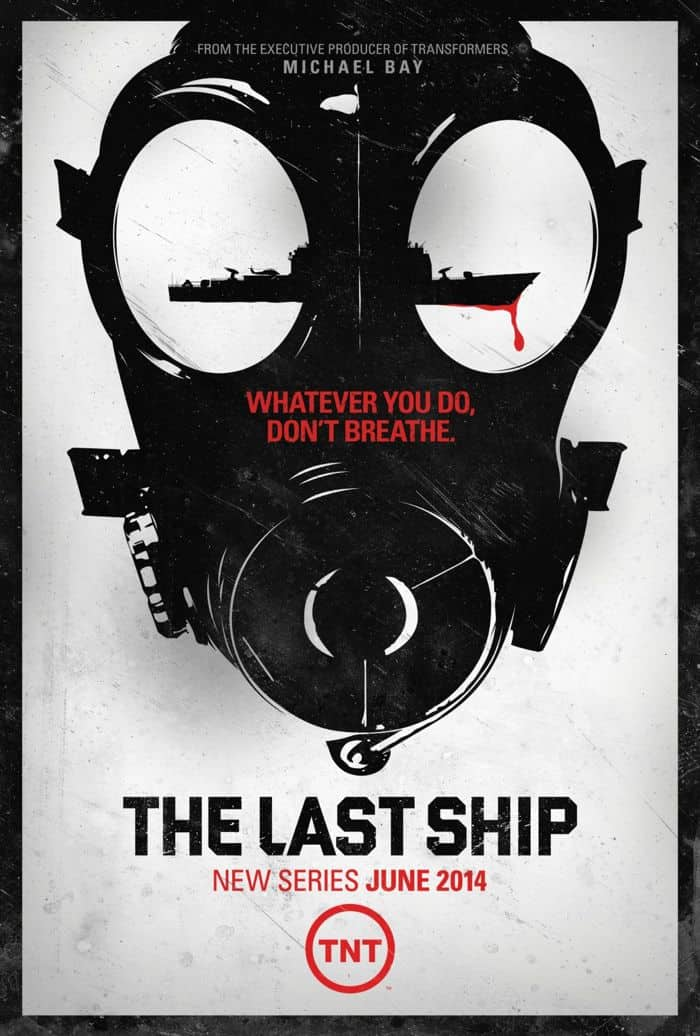The Last Ship Poster TNT