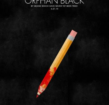 ORPHAN BLACK Season Finale Poster