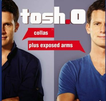 ToshO Collas Plus Exposed Arms Bluray