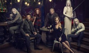 Defiance Season 2 Cast