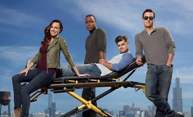 Sirens Cast USA Network
