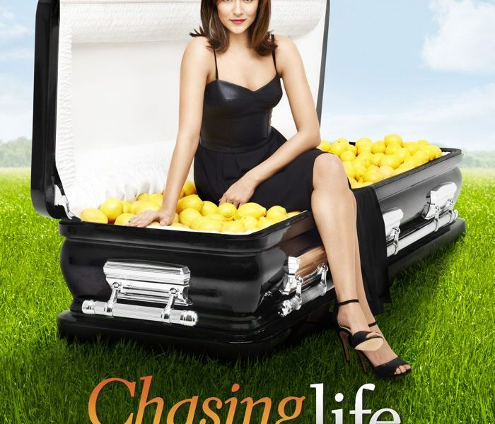 Chasing Life Poster Key Art ABC Family