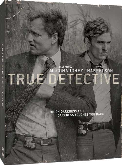 True Detective DVD Season 1