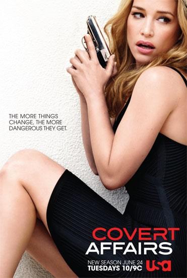 Covert Affairs Season 5 Piper Perabo