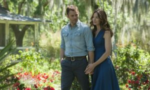 James Marsden and Michelle Monaghan THE BEST OF ME