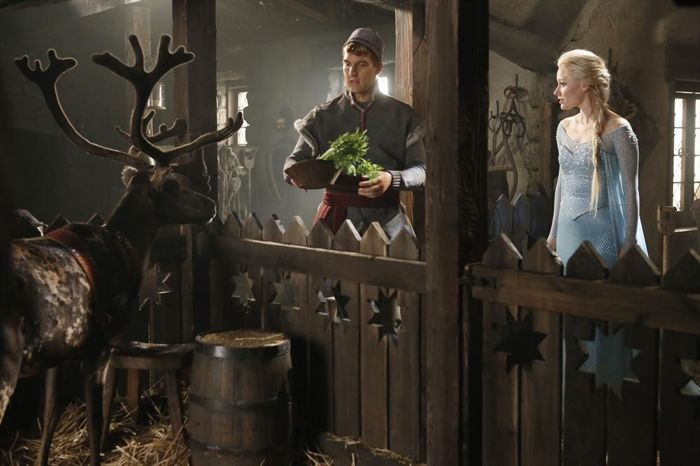 SCOTT MICHAEL FOSTER, GEORGINA HAIG Once Upon A Time