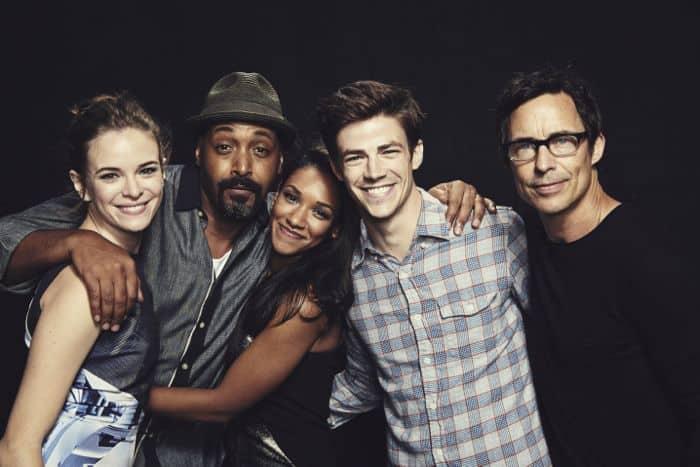 The Flash Warner Bros Television Party San Diego Comic Con 1