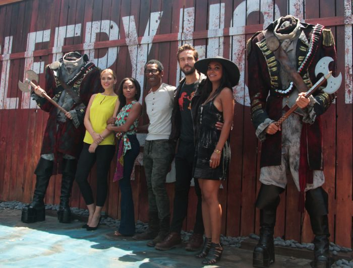 Sleepy Hollow Cast Comic Con 04