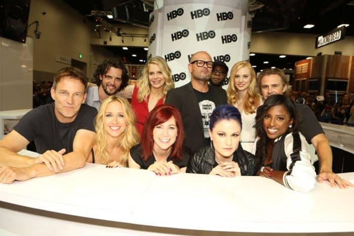 True Blood Cast Comic Con San Diego 2014 22