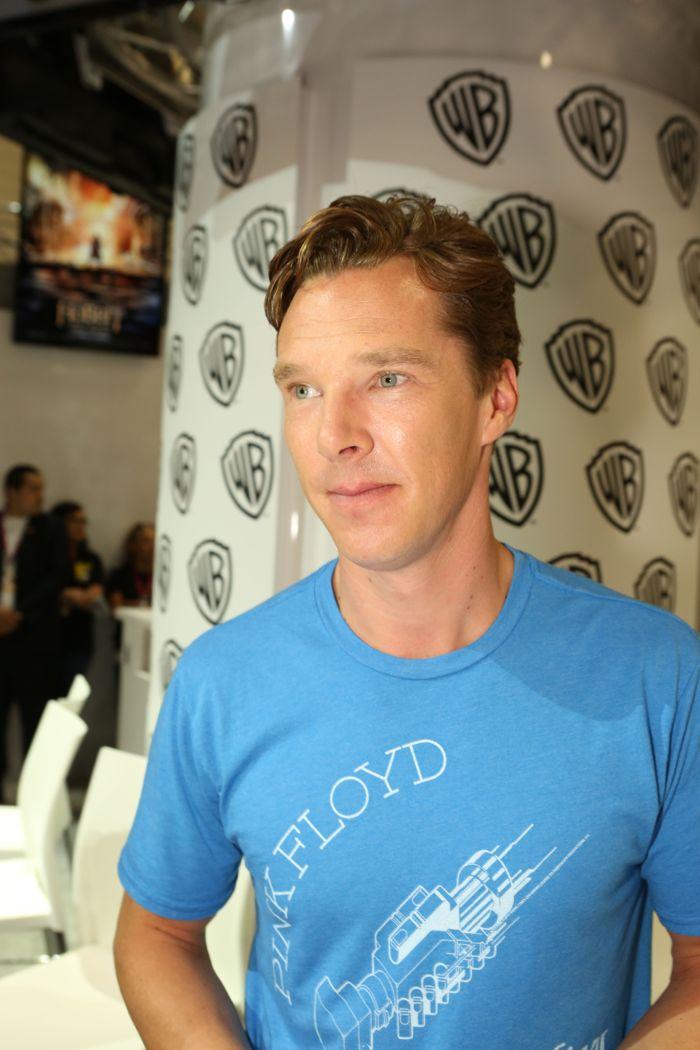 The Hobbit The Battle Of Five Armies Cast Comic Con San Diego 2014 09