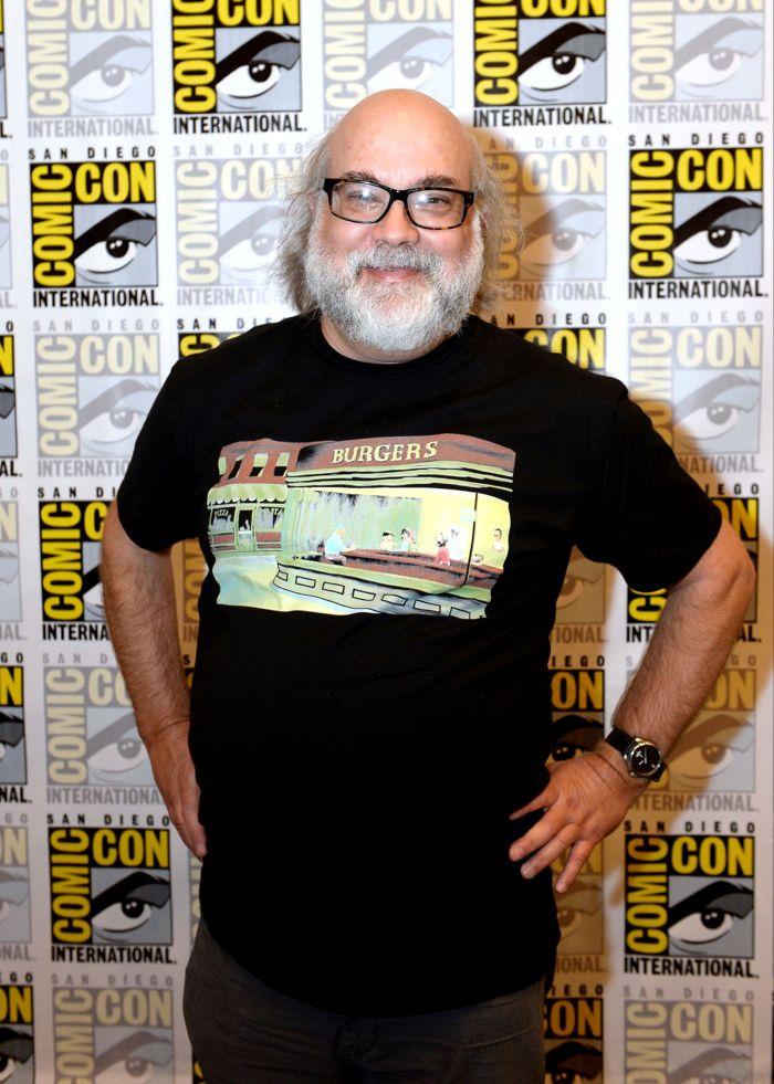 Bobs Burgers San Diego Comic Con 2014 08