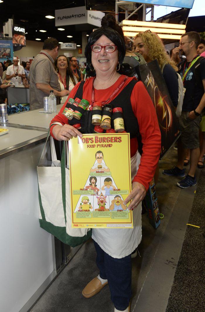Bobs Burgers San Diego Comic Con 2014 27
