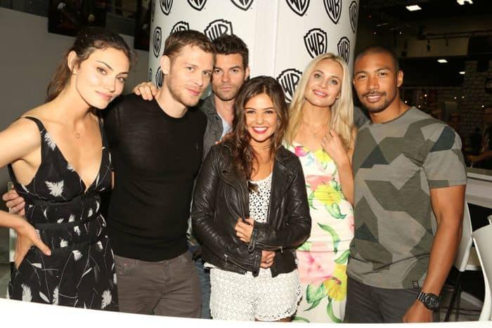 The Originals Cast Comic Con 2014 09
