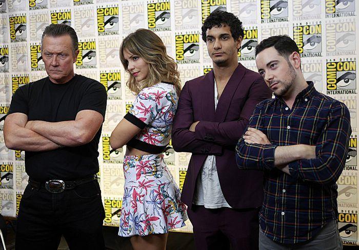 Scorpion CBS Cast At Comic Con20