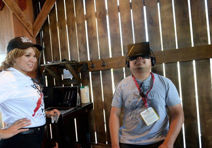 Sleepy Hollow Comic Con Virtual Reality 4