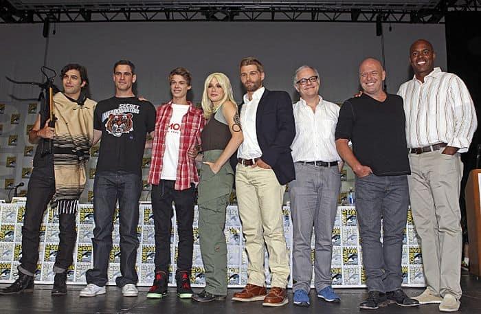 Under The Dome Panel Comic Con 7