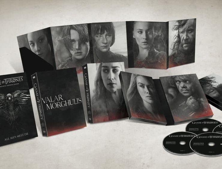 Game Of Thrones Season 4 Bluray