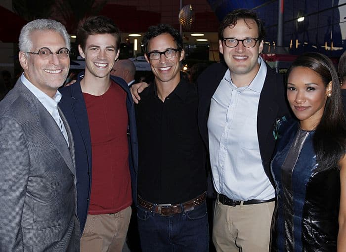 The CW Network's 2014 Summer Press Tour Party
