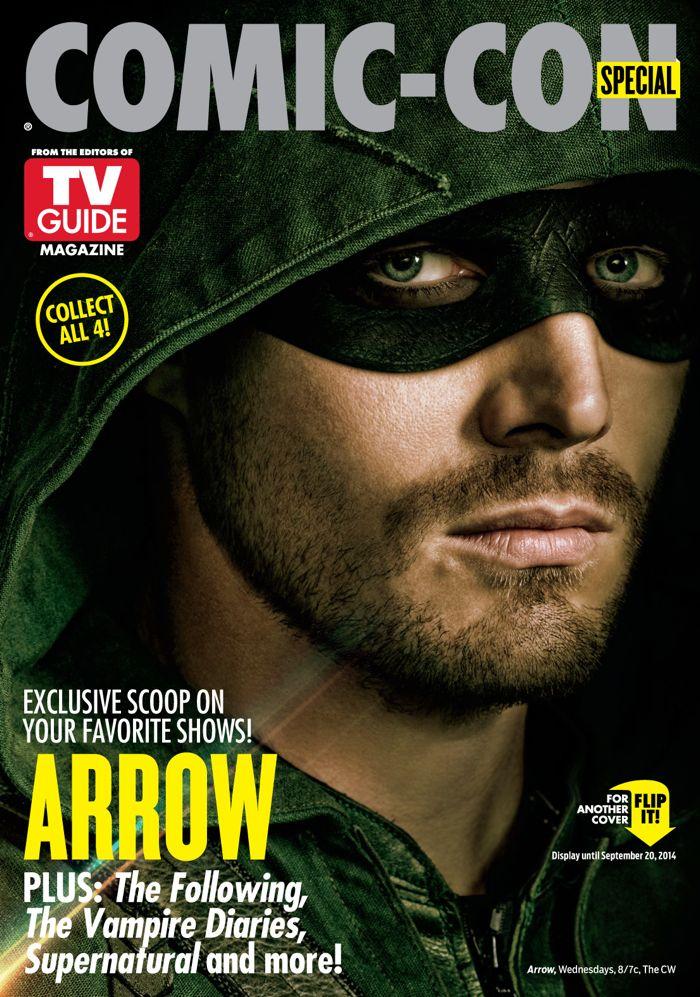 WB-TVGM 2014 Cover A1 Arrow