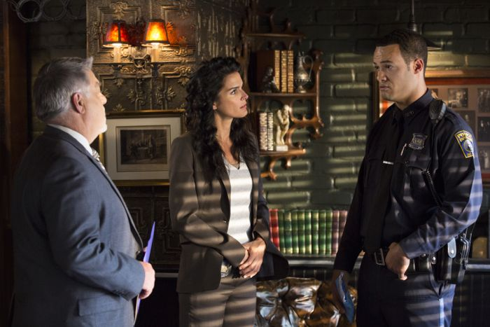 """RIZZOLI & ISLES"" ""Boston Keltic"" / Ep 507 TNT Ph: Doug Hyun"