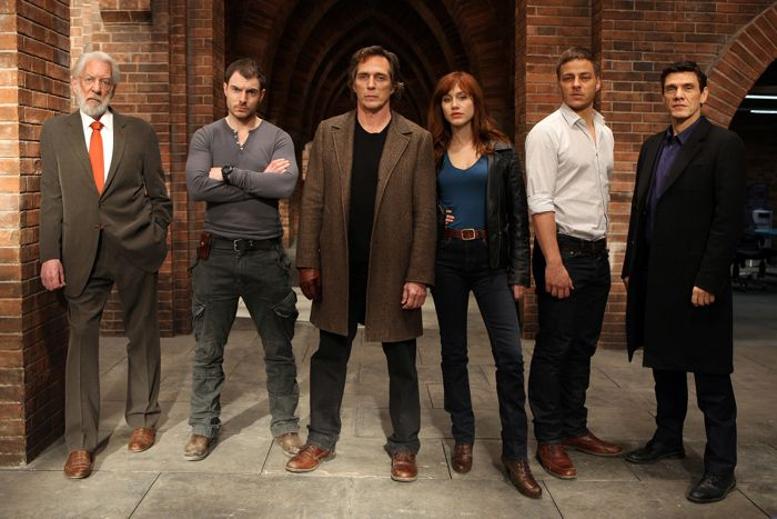 Crossing Lines Cast