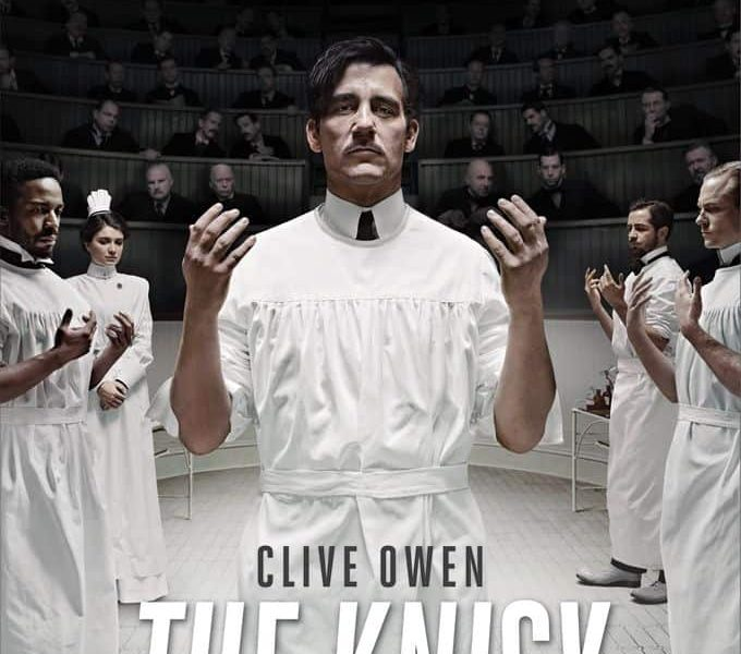The Knick Poster Cinemax